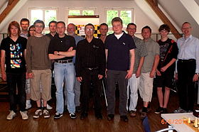 Blitzmeisterschaft Schachbezirk Lippe