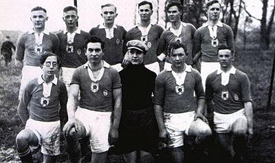 Lippischer Handballmeister 1936