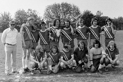 Aufstieg in die Bezirksliga
