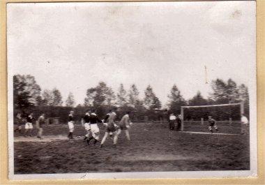 Spiel gegen Augustdorf