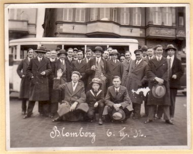In Blomberg
