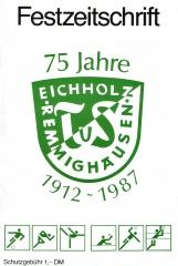 75 Jahre TuS Eichholz-Remmighausen