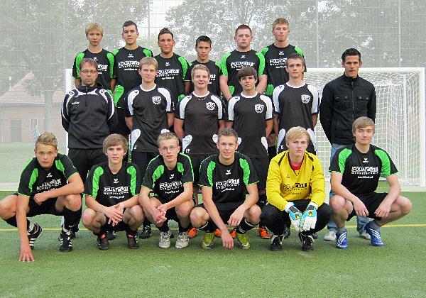 A - Jugend Mannschaft