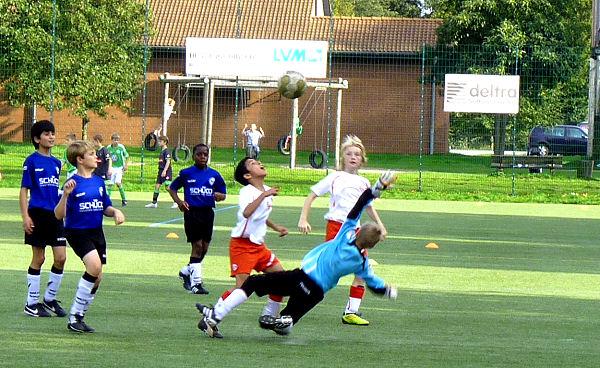 ... Fußball vom Feinsten...