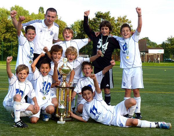 Sieger 2011 - Schalke 04