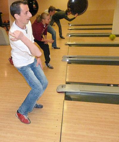 """""""Synchron-Bowling"""" in Perfektion"""