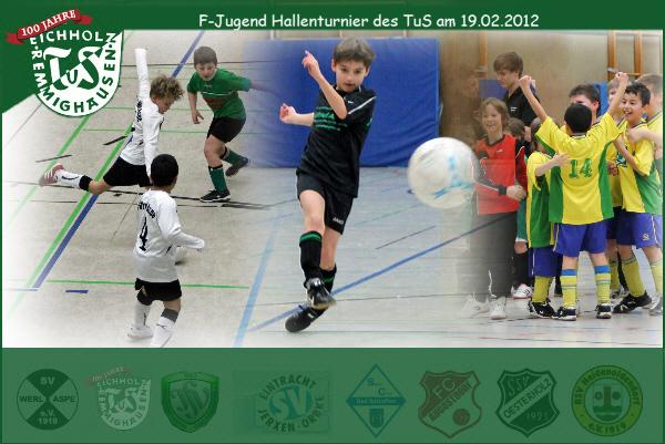 F-Jugend Hallenturnier 2012