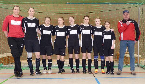 SV Diestelbruch-Mosebeck - Sieger B-Juniorinnen