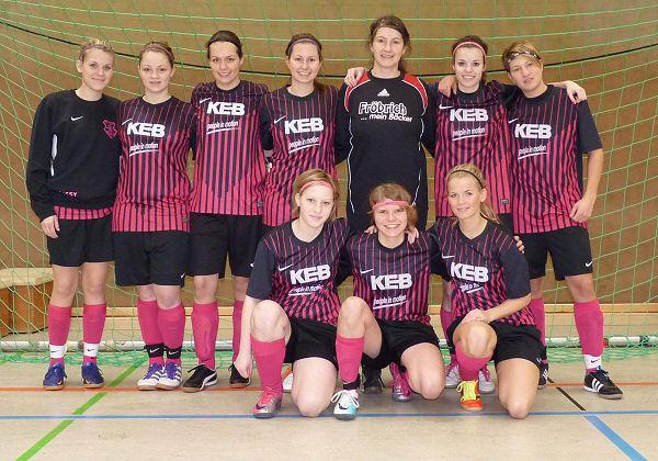 RSV Barntrup - Turniersieger Frauen