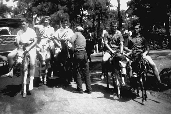mit: R.Bartels, W. Benning, R. Manns, W. Holländer, W. Brinkmann