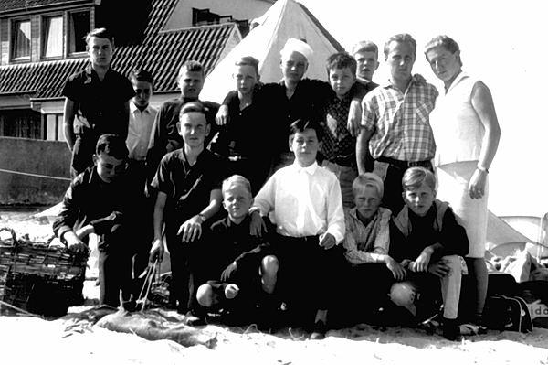 u.a.: Gebr. Kampe, S. Reuter, Gebr. Grimm, K. Dreimann, G. Giesmann, W. Tiemann, E. Reiß und W. Thakzik mit Frau
