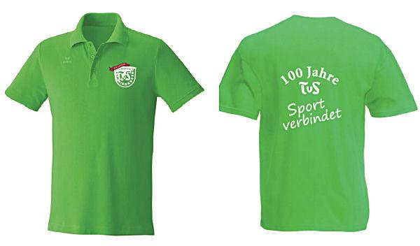 Im Bild das Polo-Shirt