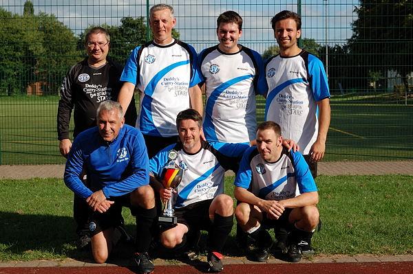 Das Siegerteam aus Jerxen-Orbke