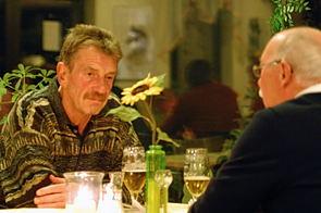 Dietmar und Rüdiger - Nachbarn im Gespräch