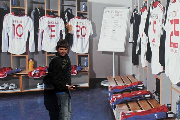 Im HSV - Fanshop