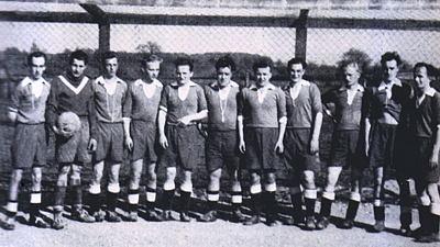 Aufstiegsmannschaft von 1954