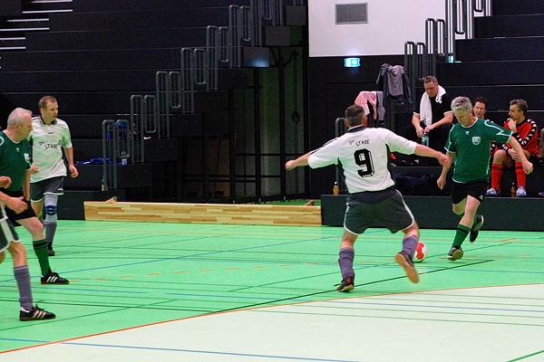 Andreas im Spiel gegen SV Jerxen-Orbke