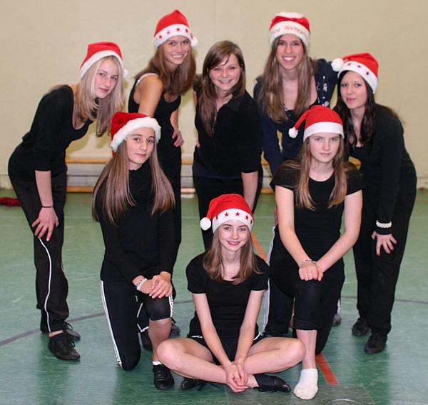 Crazy Angels Weihnachten 2012