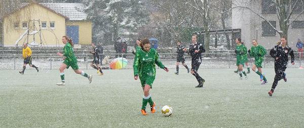 Winter in Remmighausen - der TuS in der Vorwärtsbewegung