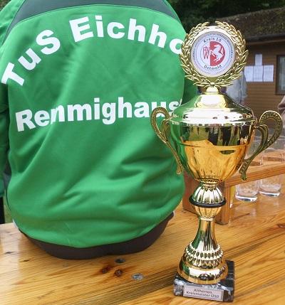 Pokal AH Kreismeister 2013