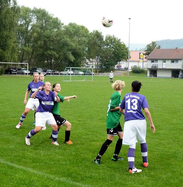 Intensives Spiel - von beiden Seiten fair und konzentriert geführte Partie