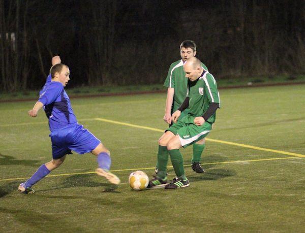Intensive Partie mit 11 Treffern - Fußballherz, was willst du mehr?