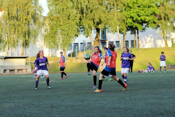 Fortuna zeigt Stärken in Defensive und Mittelfeld - Eichholz wachsam und konzentriert