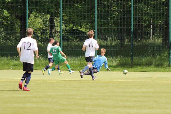 FC-Defensive oft in Bedrängnis - zahlreiche Torchancen für Eichholz