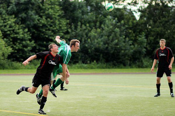 Einsatz bis zum Schluss - Zweite Mannschaft Vizemeister der Kreisliga C