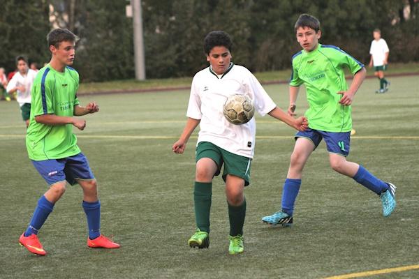 C-Junioren dominieren Pokalspiel gegen die SpVg Heiligenkirchen nach belieben