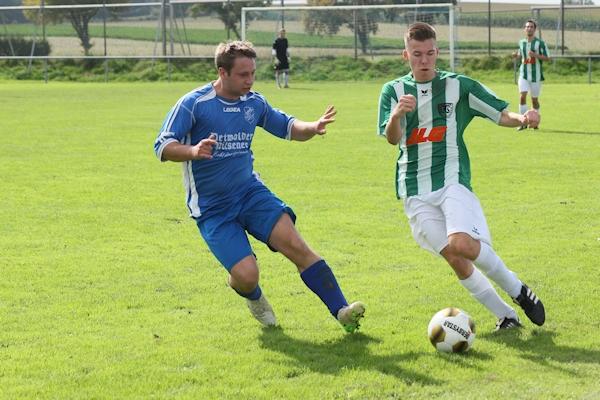 Timo - sein 2:0 in der 85. Minute bedeutete die Entscheidung in Hagen