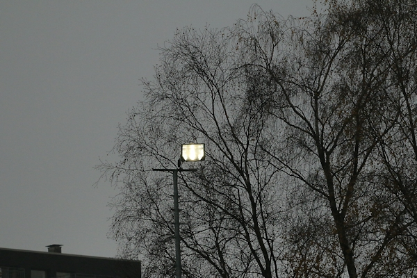 Die Lichter gehen in Eichholz sicher noch lange nicht aus