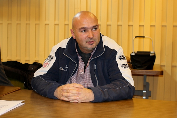 Dirk Gröne - neuer Fußballabteilungsleiter mit vielen Ideen