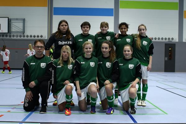 Team Eichholz-Remmighausen beim Turnier in Enger