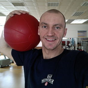 Andreas - immer am Ball!