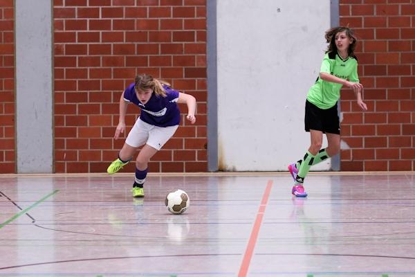 Kristina macht Alarm - 2:0 gegen den SC Enger