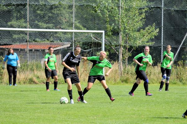 Eichholzer Fußballerinnen starten in die Saisonvorbereitung