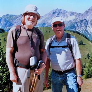 Fritz und Erwin