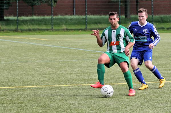 Torschütze zum zwischenzeitlichen 1:1 - Vincenzo Gaeta