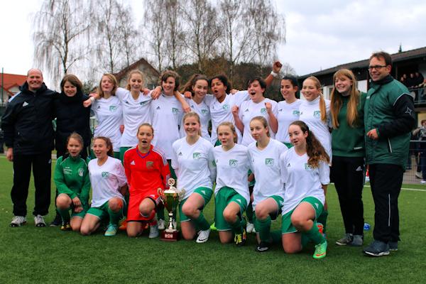 Kreispokalsieger 2015/2016
