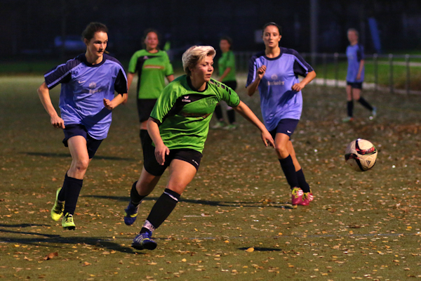 Isabel gibt ihr Comeback im Frauenteam