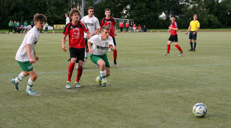 Aus im Dritten Spiel! Aufstieg ade nach 0:8 gegen Heide Paderborn