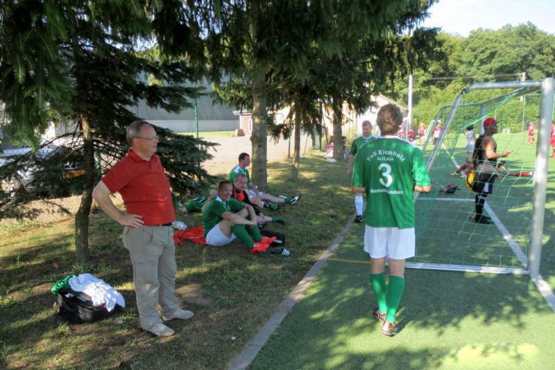 Piggi als Coach