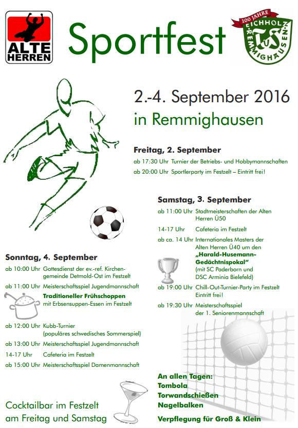 Alte Herren Sportfest