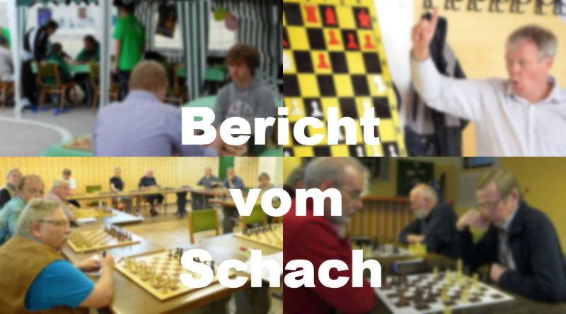 Rundschreiben Schachabteilung