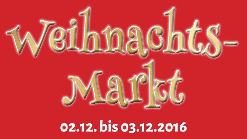 Weihnachtsmarkt im Ort