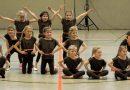 Kindertanzgruppen des TuS beim Lippe Dance-Cup
