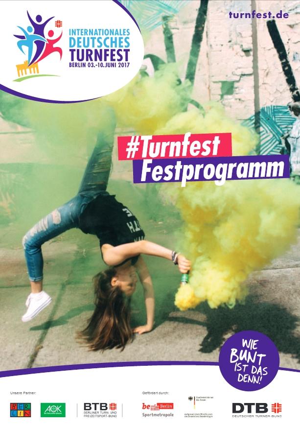 Turnfest Festprogramm
