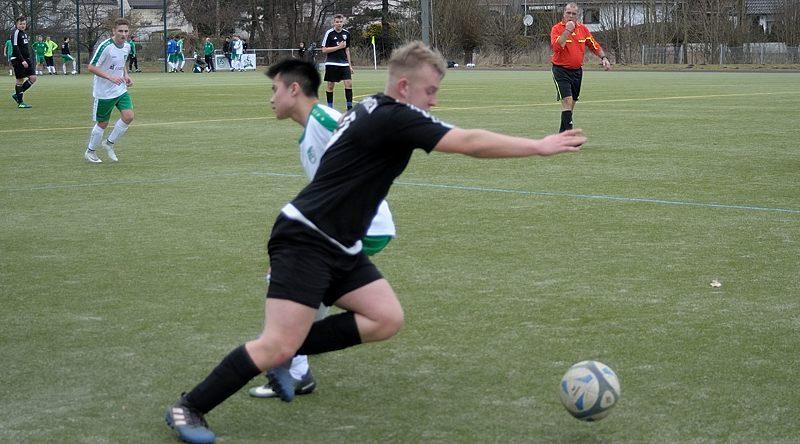 Gelungenes Wochenende für beide A-Jugend-Teams
