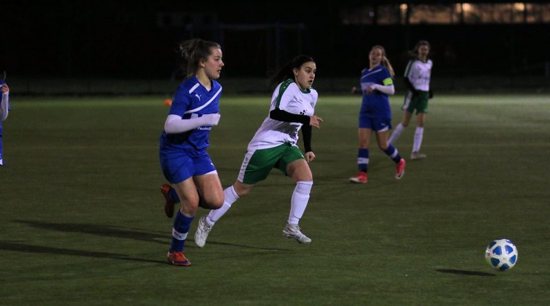 Zweiter Sieg der Englischen Wochen – 8:0 gegen Hövelhof